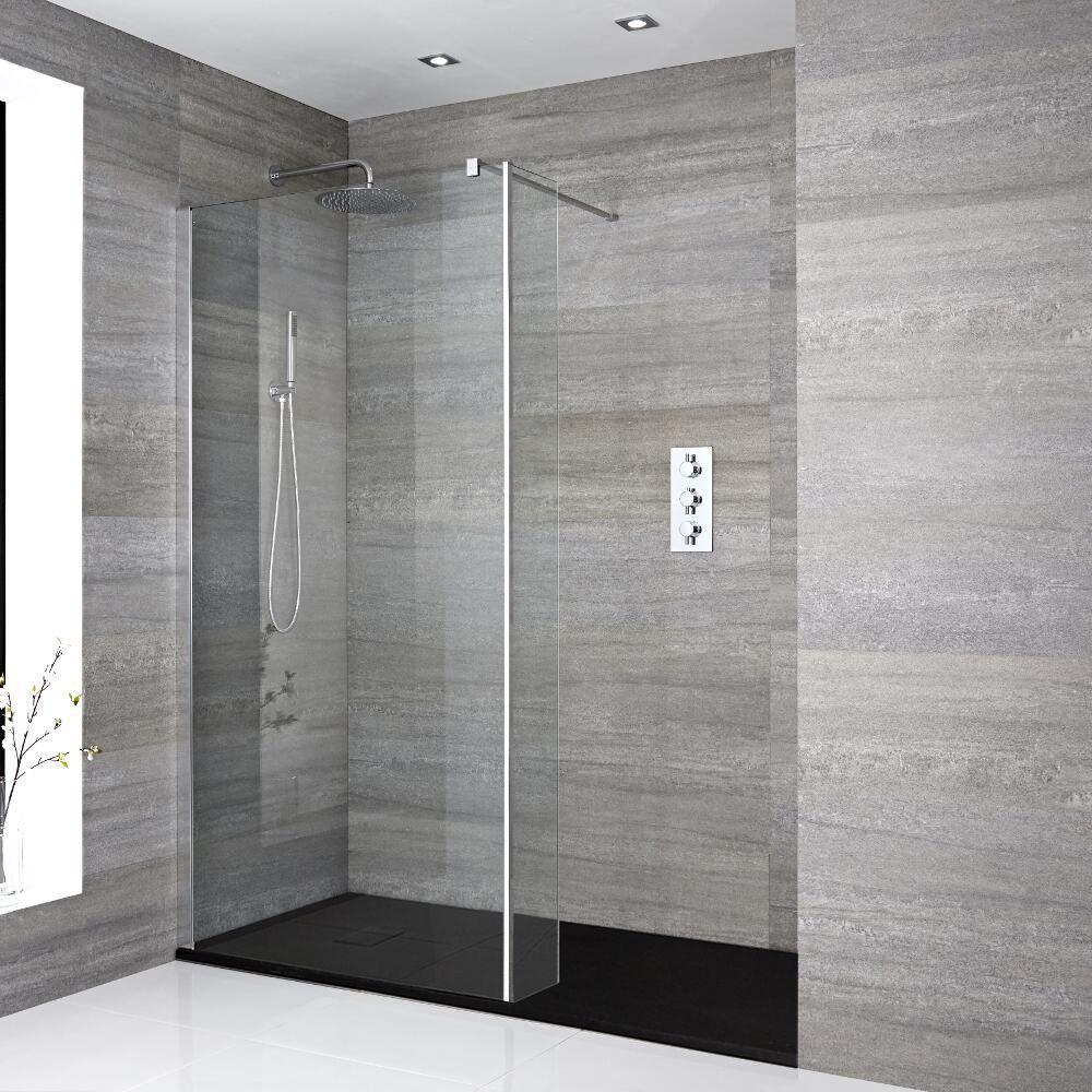 Docce Per Bagni Piccoli la guida essenziale per le docce walk-in e le docce a filo