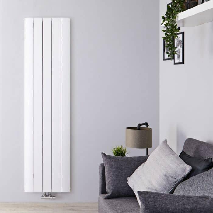 AU1800470VWS radiatore bianco verticale